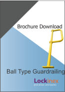 Ball Type Guardrailing